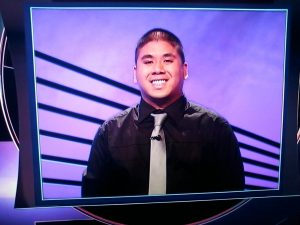 Alumnus appears on &#8216;Jeopardy!&#8217;