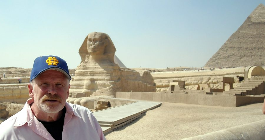 (Updated) Greetings from Egypt: Lowery now principal at international school