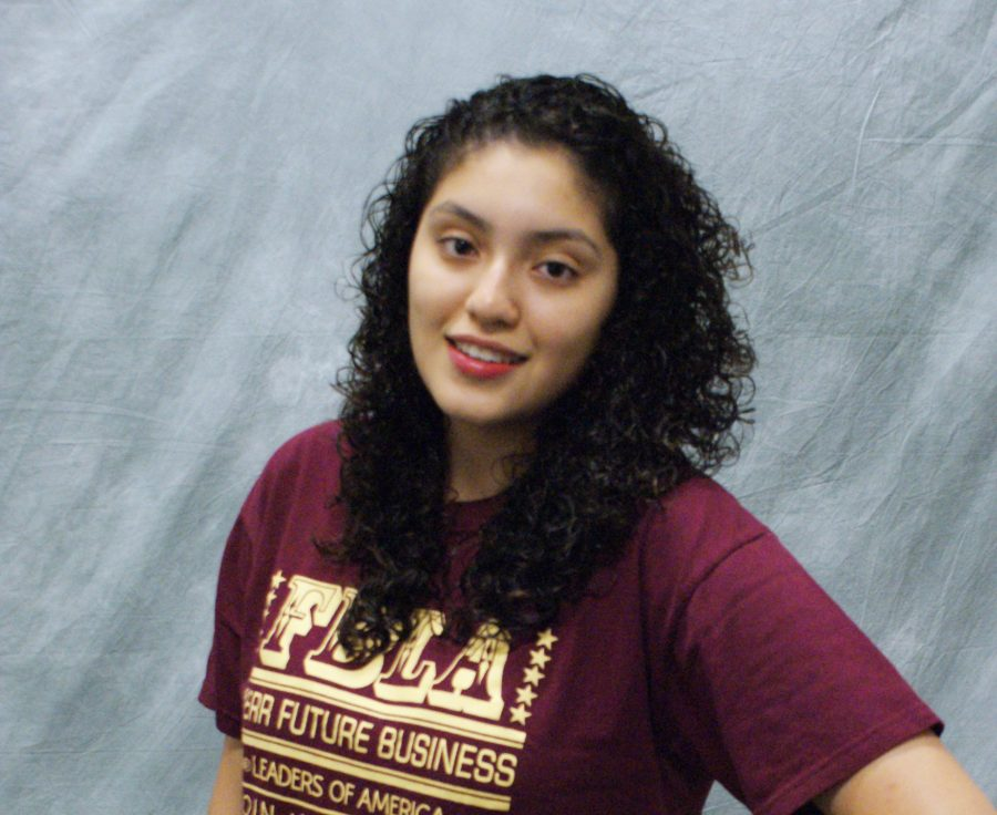 Senior Lupita V. becomes to first Kerr student to get accepted into the Accounting Career Awareness Program (ACAP). The program involves students about accounting, finance, economics, and management, while introducing them to executives from major companies.