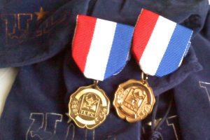 IAA Medals