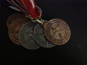 UIL District Medals