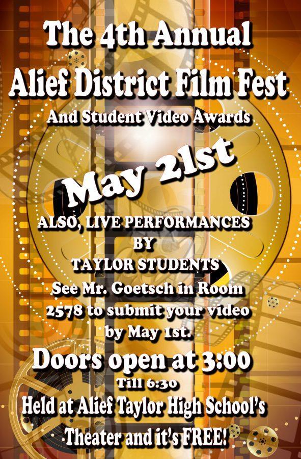 Alief+Film+Festival+Poster