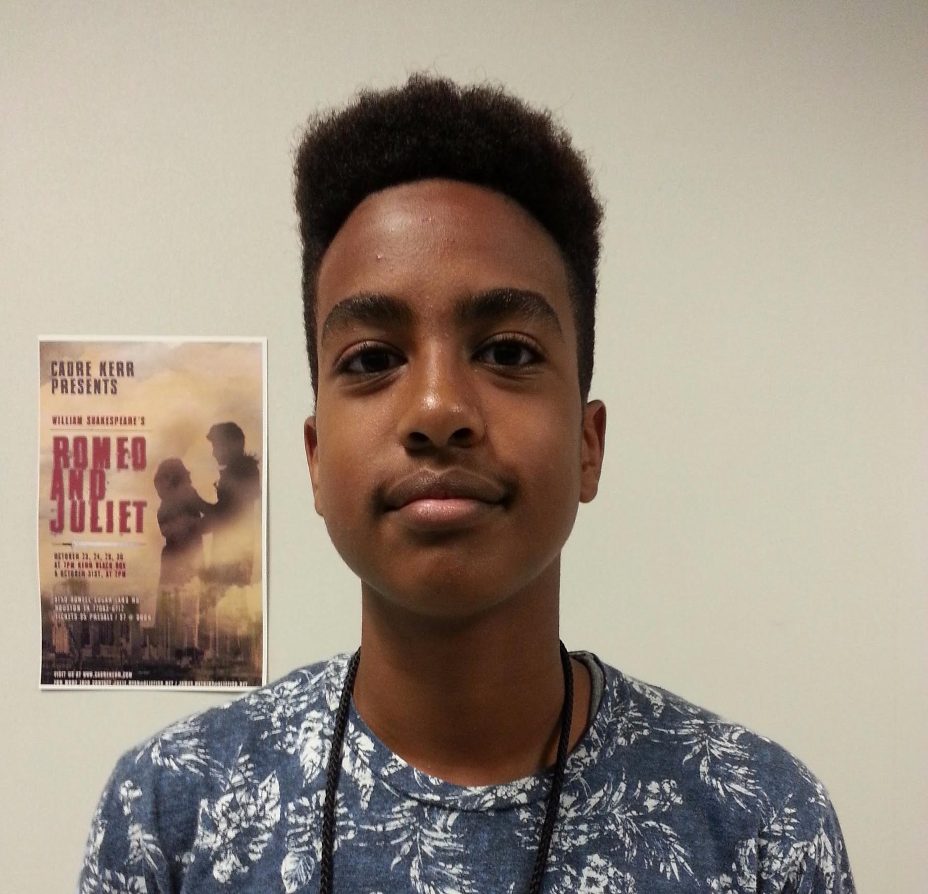 Abenether Yonas, 10th grade