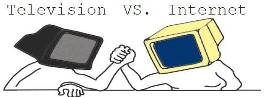 Television vs. Internet
