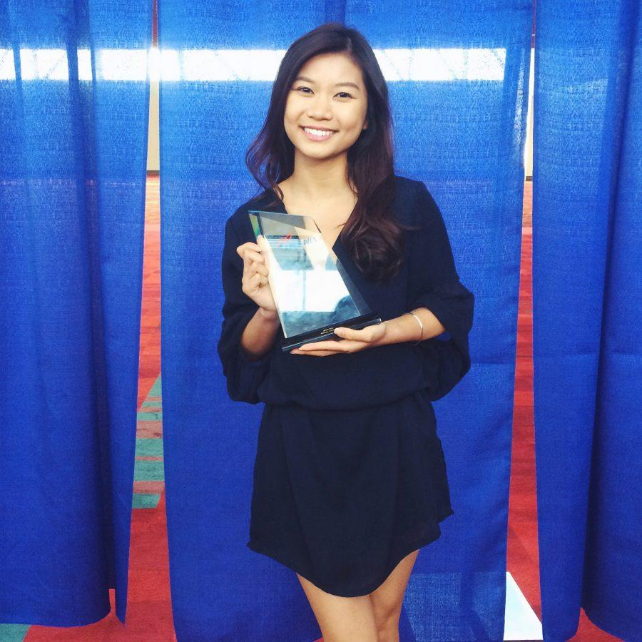 Hong Nguyen competed in Business Law and placed 9th