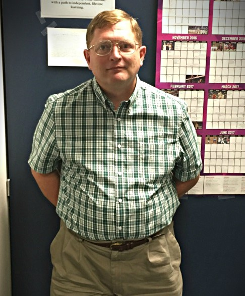 Staff Feature: Steven Bolting