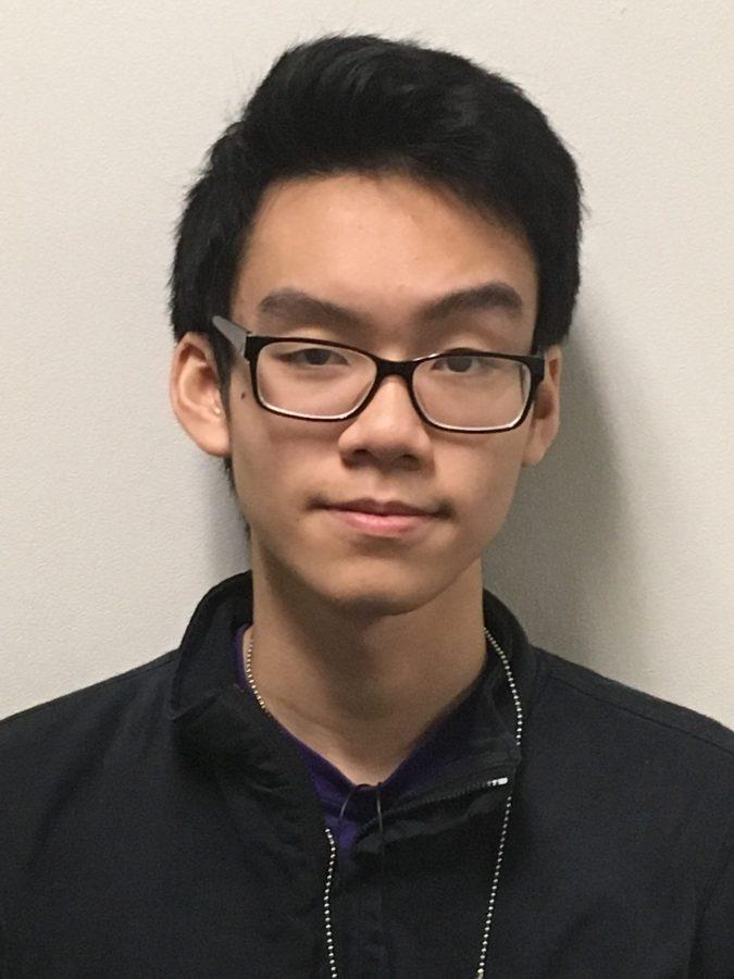 Portrait of Minh Nguyen