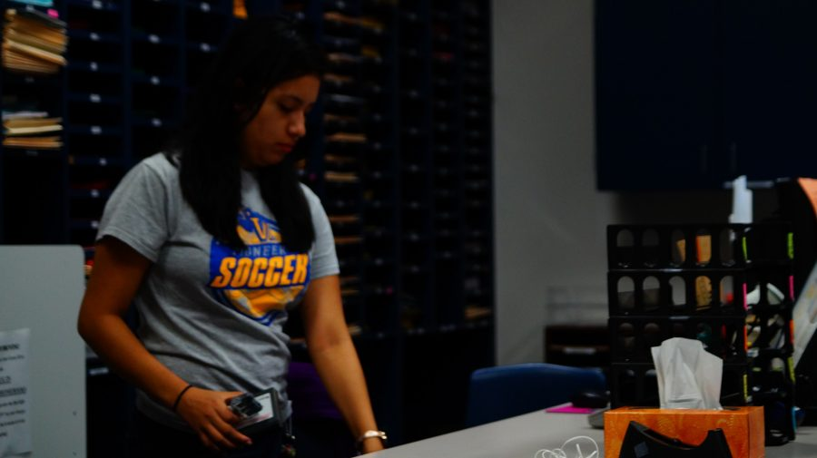 Janet Cruz Returns: Graduate Joins Staff