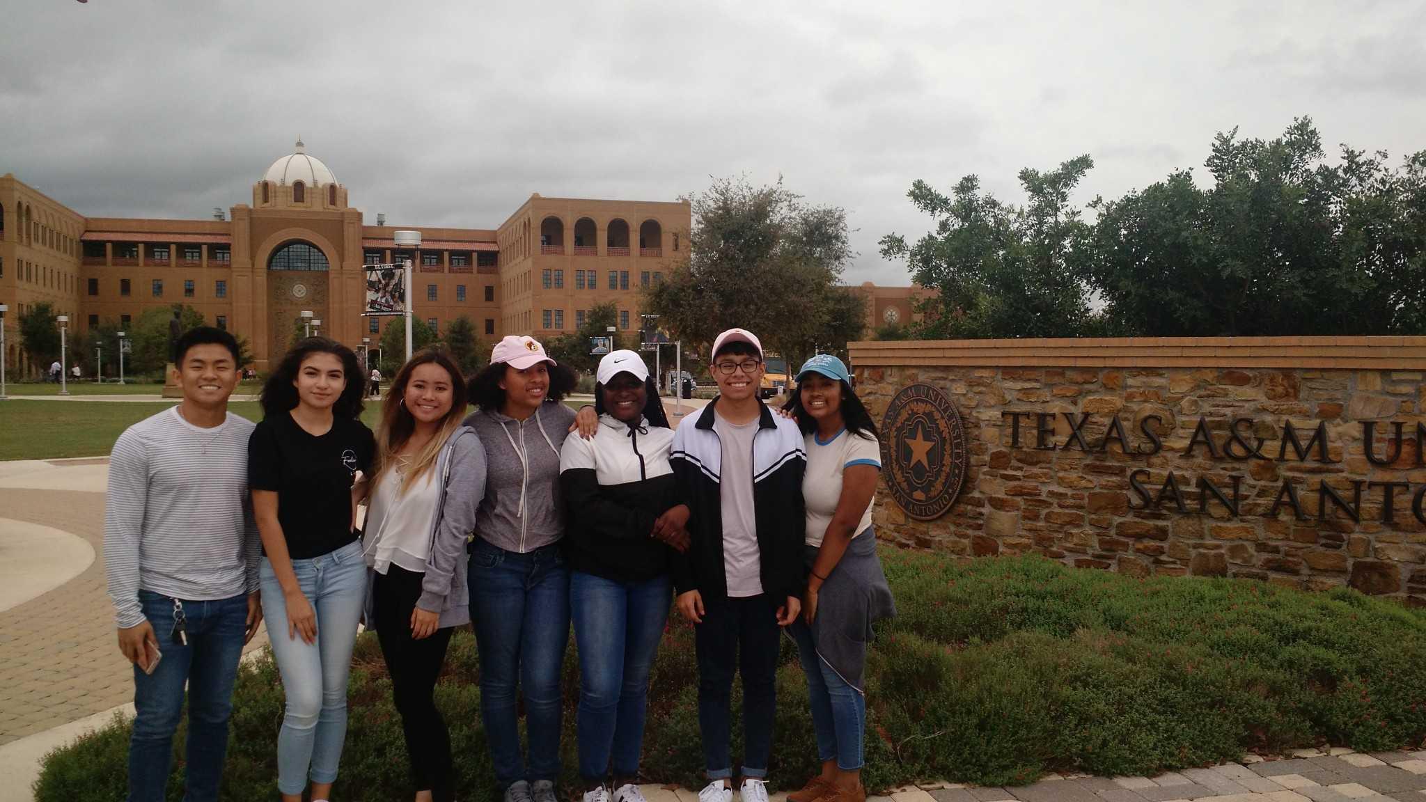 A&M University-San Antonio