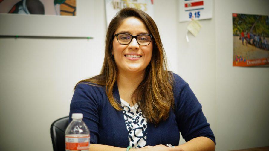 Spanish Teacher Michelle Zapata