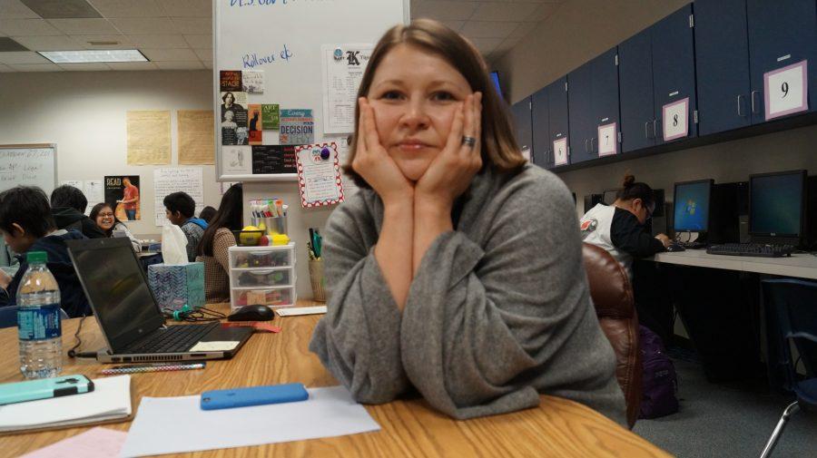 Evguenia Volkova, Social Studies Teacher