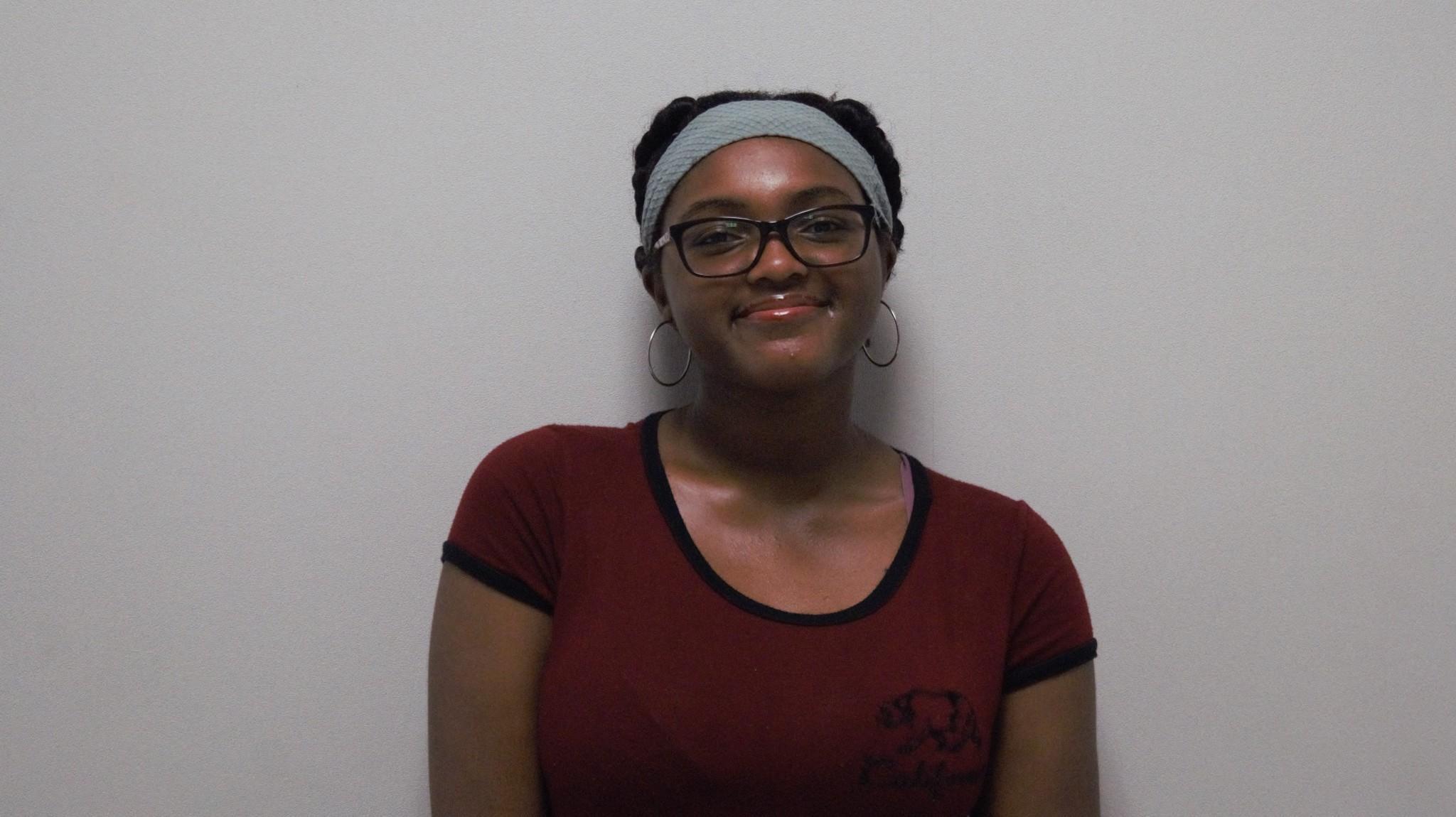 Freshmen Lehiowo Oko