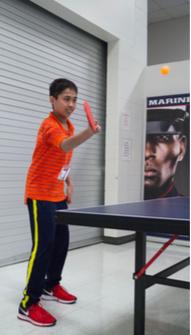 Club/ Organization Feature: Ping Pong Club