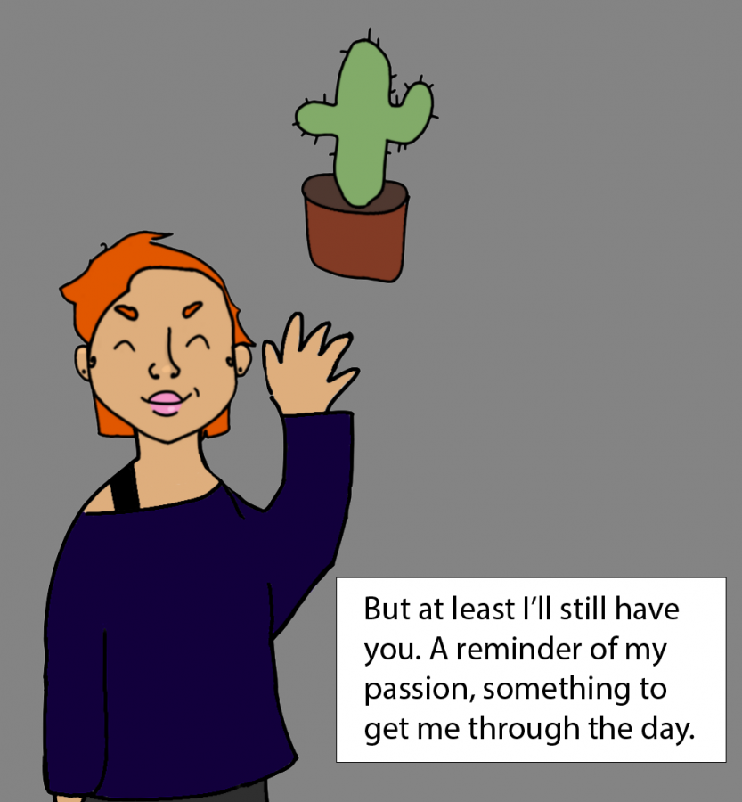 Person to plant