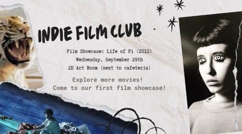 Indie Film Club Meeting